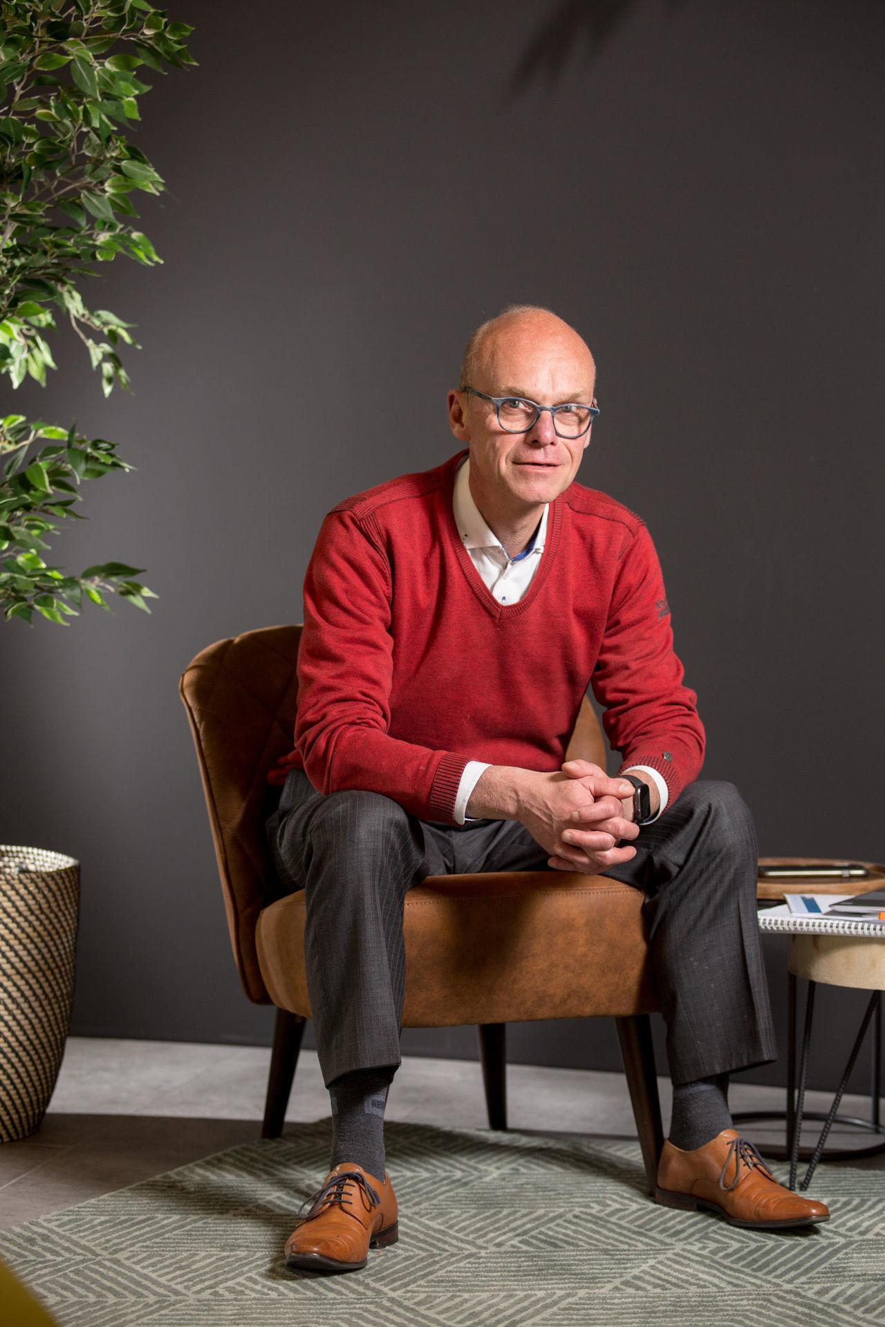 Maurits Dekker - kwaliteitsmanager in de zorg